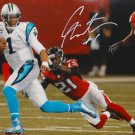 CAM NEWTON SIGNED PHOTO 8X10 RP AUTOGRAPHED * CAROLINA PANTHERS