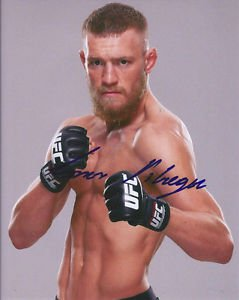 CONOR MCGREGOR SIGNED PHOTO 8X10 RP AUTOGRAPHED UFC MMA FIGHTING
