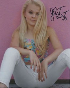 """JOJO SIWA of """" DANCE MOMS """" SIGNED POSTER PHOTO 8X10 RP AUTOGRAPHED PICTURE **"""