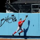 "BRYCE HARPER SIGNED PHOTO 8X10 RP AUTOGRAPHED WASHINGTON NATIONALS "" THE CATCH """
