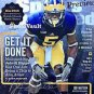 JABRILL PEPPERS & JIM HARBAUGH SIGNED PHOTO 8X10 RP AUTOGRAPHED MICHIGAN GO BLUE