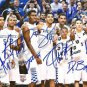KENTUCKY WILDCATS 2015 TEAM SIGNED PHOTO 8X10 RP AUTOGRAPHED