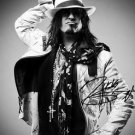 * NIKKI SIXX SIGNED PHOTO 8X10 RP AUTOGRAPHED MOTLEY CRUE AM