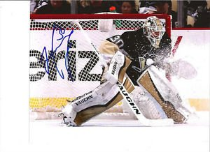 * MATT MURRAY SIGNED PHOTO 8X10 RP AUTO AUTOGRAPHED PITTSBURGH PENGUINS