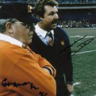 BUDDY RYAN & MIKE DITKASIGNED PHOTO 8X10 RP AUTO AUTOGRAPHED CHICAGO BEARS