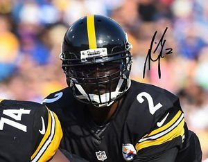 MICHAEL VICK SIGNED PHOTO 8X10 RP AUTO AUTOGRAPHED NFL PITTSBURGH STEELERS