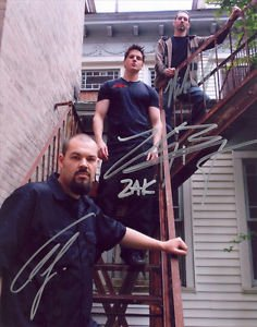GHOST ADVENTURES CAST SIGNED POSTER PHOTO 8X10 RP AUTOGRAPHED ZAK BAGANS  ++