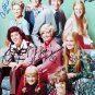 BRADY BUNCH CAST SIGNED PHOTO 8X10 RP AUTOGRAPHED FLORENCE HENDERSON
