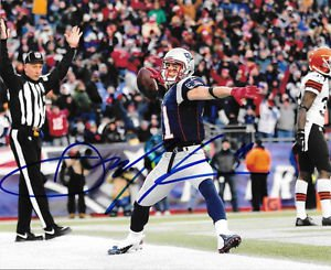* JULIAN EDELMAN SIGNED PHOTO 8X10 RP AUTOGRAPHED NEW ENGLAND PATRIOTS
