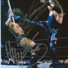 THE UNDERTAKER & TRIPLE H SIGNED PHOTO 8X10 RP AUTOGRAPHED HHH WWE WRESTLING