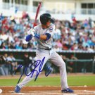 ** KRIS BRYANT SIGNED PHOTO 8X10 RP AUTOGRAPHED CHICAGO CUBS !