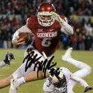 BAKER MAYFIELD SIGNED PHOTO 8X10 RP AUTOGRAPHED OKLAHOMA SOONERS