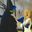IDINA MENZEL & KRISTIN CHENOWETH SIGNED PHOTO 8X10 RP AUTOGRAPHED WICKED MUSICAL