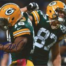 RANDALL COBB &  JORDY NELSON SIGNED PHOTO 8X10 RP AUTOGRAPHED GREEN BAY PACKERS