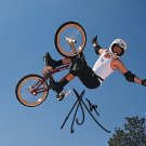 DAVE MIRRA SIGNED PHOTO 8X10 RP AUTO AUTOGRAPHED X GAMES BMX
