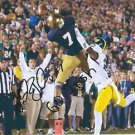 WILLIAM WILL FULLER SIGNED PHOTO 8X10 RP AUTOGRAPHED NOTRE DAME FIGHTING IRISH !
