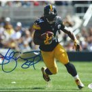 DEANGELO WILLIAMS SIGNED PHOTO 8X10 RP AUTOGRAPHED PITTSBURGH STEELERS