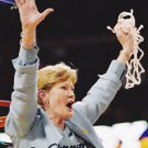 PAT SUMMITT SIGNED PHOTO 8X10 RP AUTOGRAPHED COACH OF TENNESSEE LADY VOLS