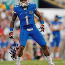 VERNON HARGREAVES III SIGNED PHOTO 8X10 RP AUTOGRAPHED FLORIDA GATORS