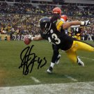 TROY POLAMALU SIGNED PHOTO 8X10 RP AUTOGRAPHED PITTSBURGH STEELERS