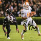 JOSHUA DOBBS SIGNED PHOTO 8X10 RP AUTOGRAPHED TENNESSEE VOLUNTEERS