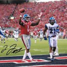LAQUON TREADWELL SIGNED PHOTO 8X10 RP AUTO AUTOGRAPHED OLE MISS