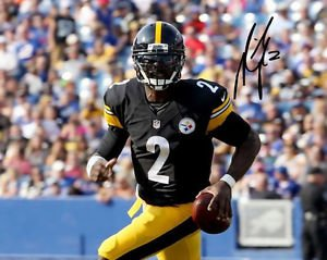** MICHAEL VICK  SIGNED PHOTO 8X10 RP AUTOGRAPHED PITTSBURGH STEELERS