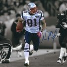 AARON HERNANDEZ SIGNED PHOTO 8X10 RP AUTO AUTOGRAPHED ** NEW ENGLAND PATRIOTS !