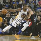 KEVIN DURANT SIGNED PHOTO 8X10 RP AUTOGRAPHED GOLDEN STATE WARRIORS
