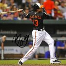 MANNY MACHADO SIGNED PHOTO 8X10 RP AUTO AUTOGRAPHED BALTIMORE ORIOLES