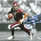 JOHNNY MANZIEL SIGNED PHOTO 8X10 RP AUTOGRAPHED TEXAS A&M AGGIES