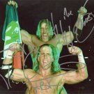 SHAWN MICHAELS TRIPLE H SIGNED PHOTO 8X10 RP AUTO AUTOGRAPHED WWE WRESTLING DX