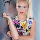 ** JORDYN JONES SIGNED PHOTO POSTER 8X10 RP AUTOGRAPHED HOT !