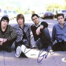BIG TIME RUSH GROUP BAND SIGNED PHOTO 8X10 RP AUTOGRAPHED HOT !