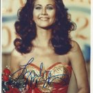 * LYNDA CARTER SIGNED PHOTO 8X10 RP AUTOGRAPHED WONDER WOMAN
