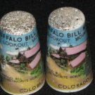 Lookout Mountain 1950s Souvenir Salt & Pepper Shakers