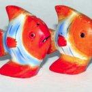 Tropical Fish Salt & Pepper Shakers