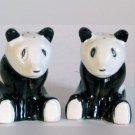 Panda Bear Salt & Pepper Shakers