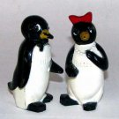 Kool Cigarettes Willie & Millie Penguin Shakers