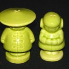 Gibson Arts Chinese Boy & Girl Salt & Pepper Shakers California
