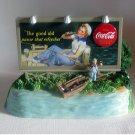 Coca-Cola Lighted Musical Billboard (1960s)