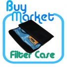 New 6 Pockets Lens Filter Case Purse Wallet Bag Holder