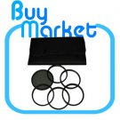 NEW 77MM UV+ MC UV + CPL+ 4X 6X 8X STAR 6pcs Filter Set with CASE (***Free Registered Airmail)
