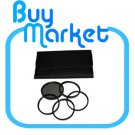 62MM UV+CPL+ 4X 6X 8X STAR FILTER KIT SET with CASE (***Free Registered Airmail)