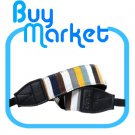 DSLR Canon Nikon Sony Camera Colorful Shoulder Neck Belt Strap Grip Straps #04