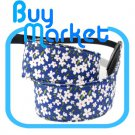 DSLR Canon Nikon Camera Color Blue Flower Shoulder Neck Belt Strap Grip Straps #25