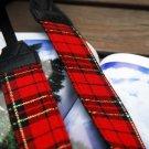 DSLR Camera Large Red Check Style Colorful Shoulder Neck Belt Strap Grip Straps #50