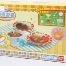 JAPAN BANDAI Konapun Curry Rice Kid Toys Cooking Kitchen Set w/ DVD & Tools
