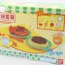 JAPAN BANDAI Konapun Spaghetti Set Kid Toys Cooking Kitchen Set w/ DVD & Tools