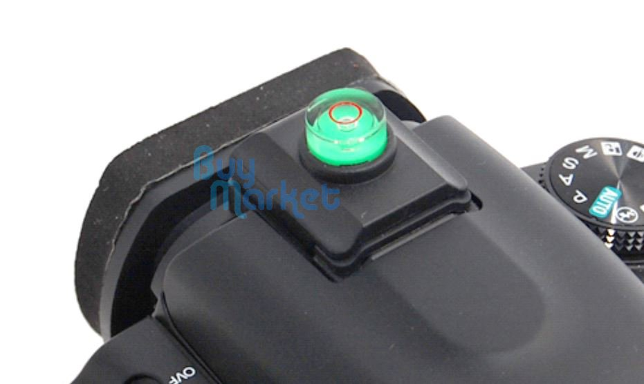 New JJC Spirit Level Hot Shoe Cover Protector Cap SL-2 for Sony camera DSLR